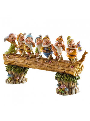 Disney Traditions Homeward Bound (Seven Dwarfs Figurine)