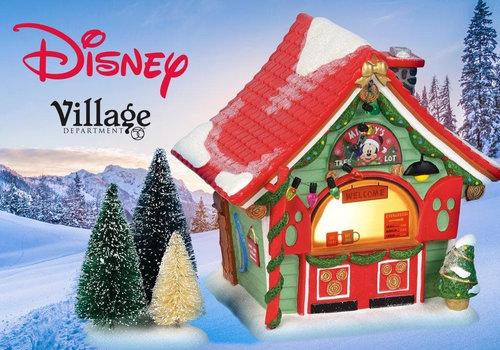 Disney Village Series, by Department 56