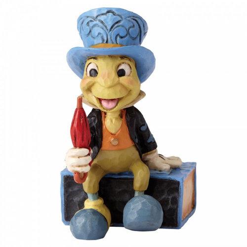 Disney Traditions Jiminy Cricket on Match Box Mini Figurine