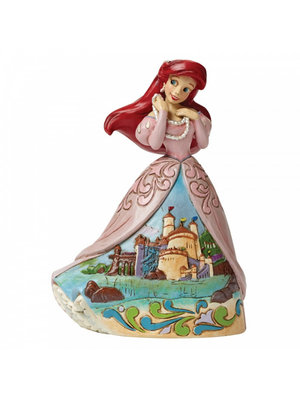 Disney Traditions Sanctuary by the Sea (Ariel Figurine)