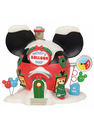 Disney Village Series Mickey's Balloon Inflators - EU Version