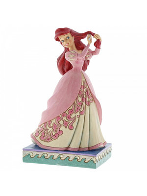 Disney Traditions Curious Collector (Ariel Princess Passion Figurine)