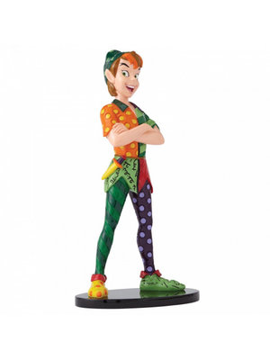 Disney Britto Peter Pan Figurine