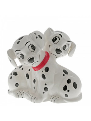 Disney Enchanting Collection Friend For Life (101 Dalmatians Money Bank)