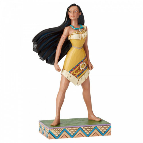 Disney Traditions Proud Protector (Pocahontas Princess Passion Figurine)