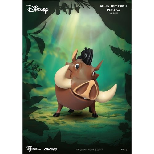 Beast Kingdom Disney Mini Egg Attack Best Friends Pumbaa Beast Kingdom