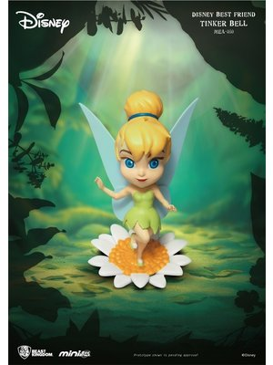 Beast Kingdom Disney Mini Egg Attack Best Friends Tinker Bell