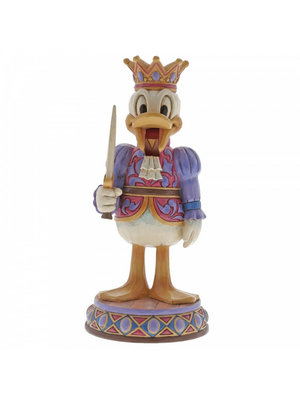 Disney Traditions Reigning Royal (Donald Duck Figurine)