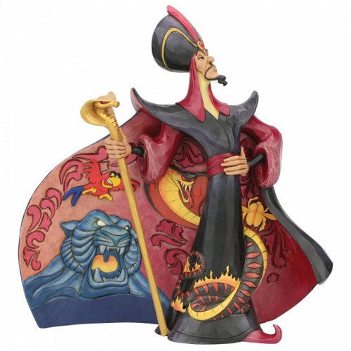Disney Traditions Villainous Viper (Jafar Figurine)