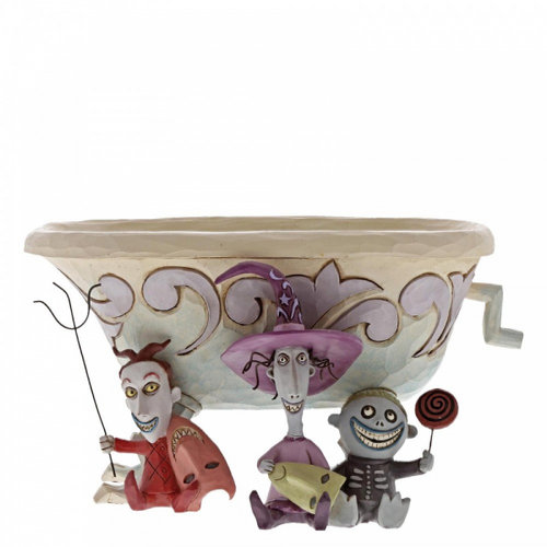 Disney Traditions Tricksters and Treats (Lock, Shock and Barrel Figurine)