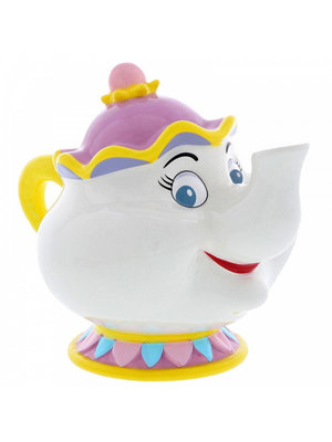 Disney Enchanting Collection Something There (Mrs Potts Money Bank)