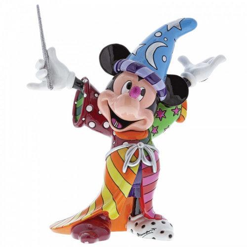 Disney Britto Sorcerer Mickey Figurine