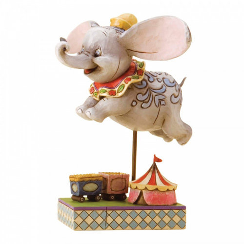 Disney Traditions Faith in Flight (Dumbo Figurine)