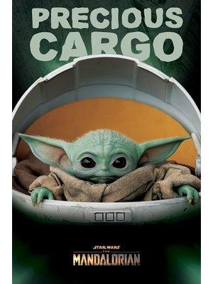 Star Wars The Mandalorian Precious Cargo Maxi Poster 61x91.5