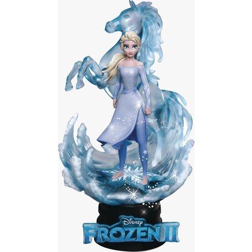 Disney Diorama Frozen 2 Elsa 16cm D-Stage PVC Figure