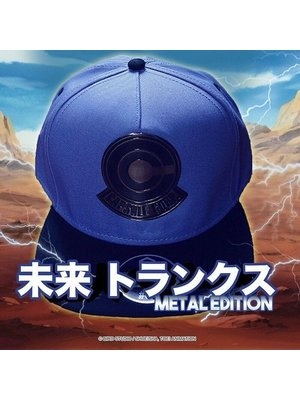 Dragon Ball Metal Edition Cap Capsule Corp #03
