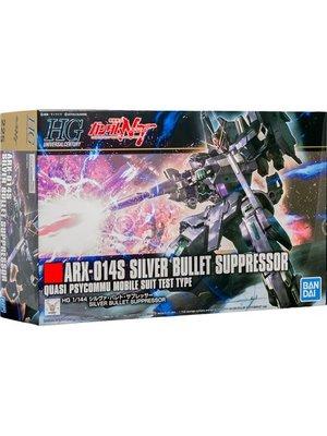 Gundam ARX-014S Silver Bullet Surpressor 1:144 Model Kit