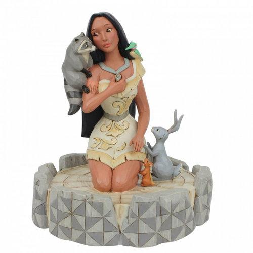 Disney Traditions Brave Beauty (Pocahontas Figurine)