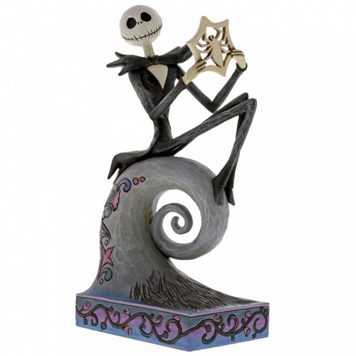 "Disney Traditions ""What's This?"" (Jack Skellington Figurine)"