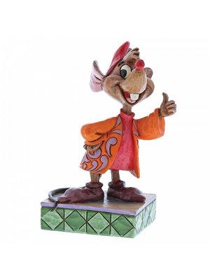 Disney Traditions Thumbs Up (Jaq Figurine)