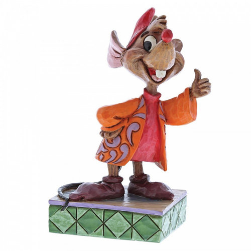 Disney Showcase Thumbs Up (Jaq Figurine)