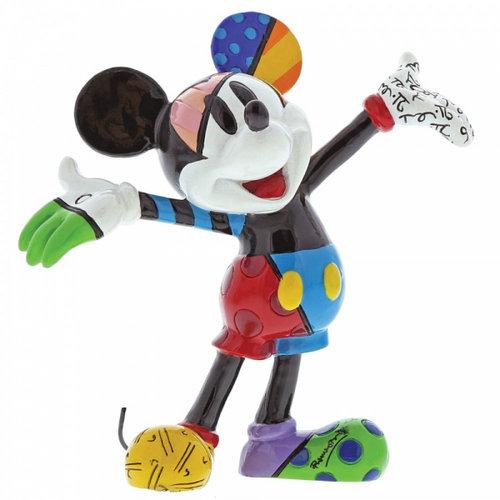 Disney Britto Mickey Mouse Mini Figurine