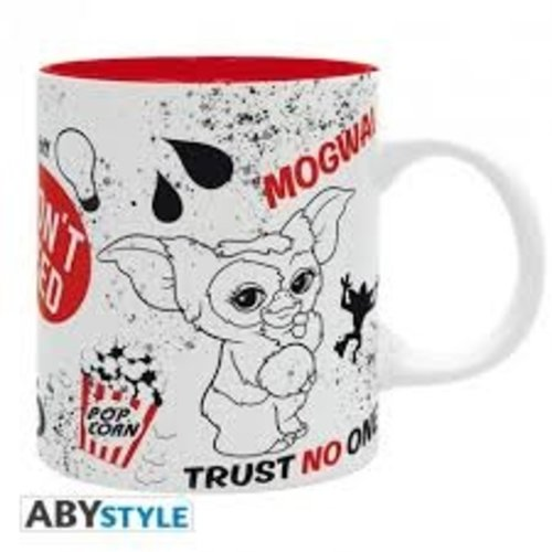 Abystyle Gremlins You Have Been Warned Mug 320ml