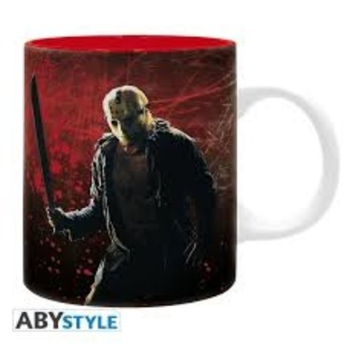 Abystyle Friday the 13th Jason Mug 320ml