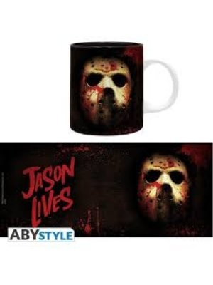Abystyle Friday the 13th Jason Lives Mug 320ml