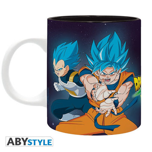 Abystyle Dragon Ball Z Broly Mug 320ML