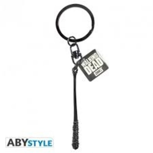 Abystyle The Walking Dead Negans Lucille 3D Keychain
