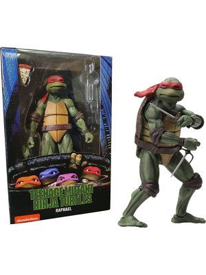 NECA TMNT 1990 Movie Raphael 7inch Action Figure NECA