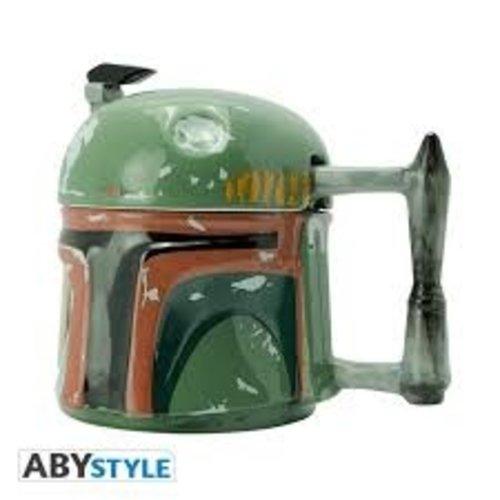Star Wars Boba Fett 3D Mug 300ml