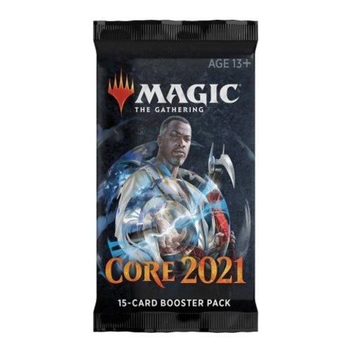 Wizards of The Coast Magic MTG Core 2021 Booster pack