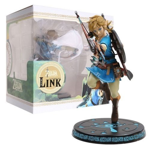 First4Figures Legend of Zelda Breath of the Wild Link 10 inch Figure