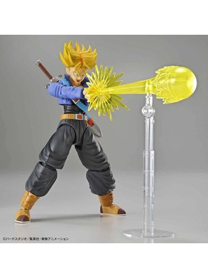 Bandai Dragon Ball Super Saiyan Trunks Figure Rise Standard Model Kit