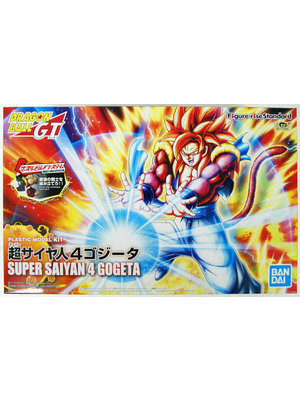 Bandai Dragon Ball Super Saiyan 4 Gogeta Figure Rise Standard Model Kit