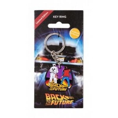 Back to the Future Limited Edition Keychain