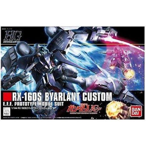 Bandai Gundam HGUC Byarlant Custom Scale 1:144 Model Kit