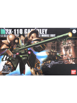 Bandai Gundam HGUC RX-110 Gabthley Scale 1:144 Model Kit 058