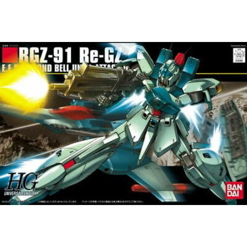 Bandai Gundam High Grade RE-GZ 1:144 Scale Model Kit