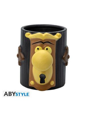 Disney Alice in Wonderland Doorknob 3D Mug