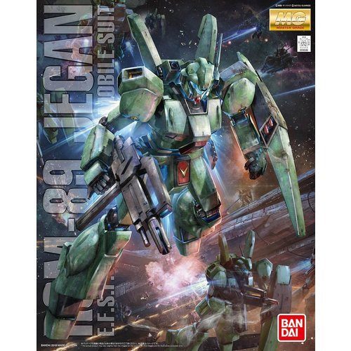 Bandai Gundam MG 1/100 RGM-89 Jegan E.F.S.F. Model Kit
