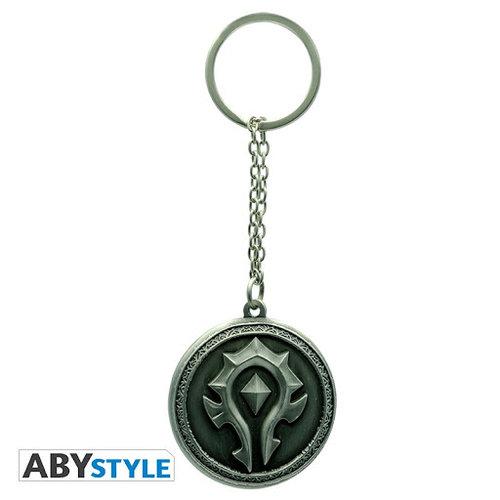 World of Warcraft Horde 3D Keychain
