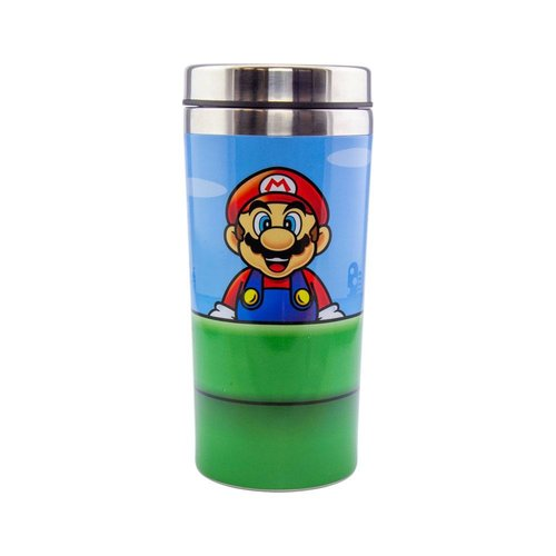 Super Mario Warp Pipe Travel Mug