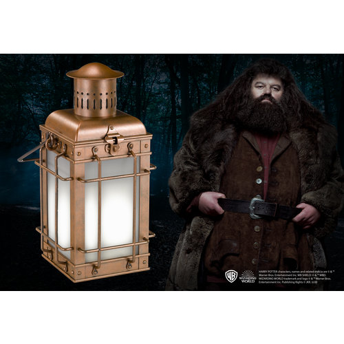 The Noble Collection Harry Potter Hagrid Lantern 33 cm Noble Collection