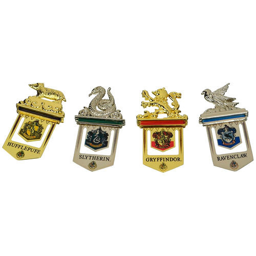 The Noble Collection Harry Potter Hogwarts Bookmarks Noble Collection