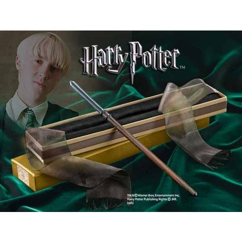 The Noble Collection Harry Potter Ollivander Wand Draco Malfoy Noble Collection