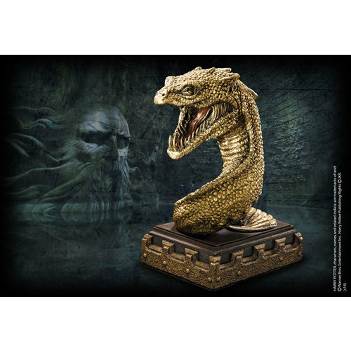The Noble Collection Harry Potter The Basilisk Bookend Noble Collection
