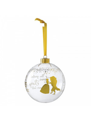 Disney Enchanting Collection Disney Enchanting Collection Belle Wedding Bauble